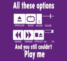 Play Me by djdelarius