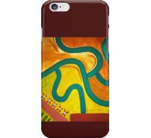 Ribbons Strolling in Nature iPhone Case/Skin