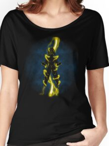 The Super Saiyan Returns Women's Relaxed Fit T-Shirt