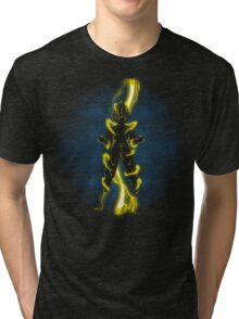 The Super Saiyan Returns Tri-blend T-Shirt