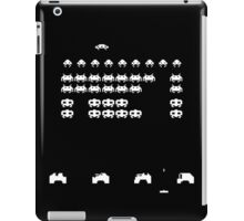 Wardrobe Invaders iPad Case/Skin