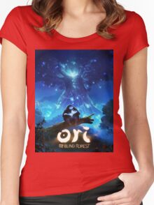 ori Women's Fitted Scoop T-Shirt