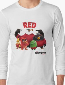 The Angry Birds Movie Long Sleeve T-Shirt