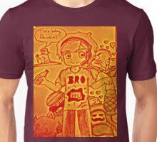 Pewdiepie ! (Orange) Unisex T-Shirt