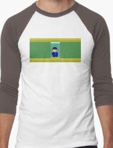 ATARI KEYSTONE KAPERS (1)  Men's Baseball ¾ T-Shirt