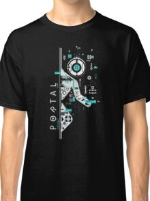 Portal Digital Classic T-Shirt