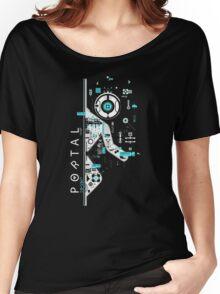 Portal Digital Women's Relaxed Fit T-Shirt