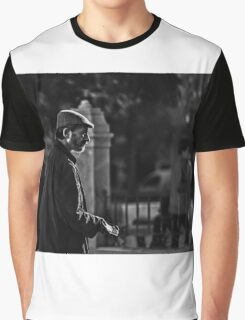 Man of the street Graphic T-Shirt