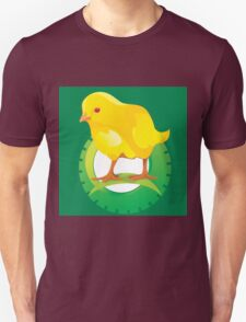 cute chicken Unisex T-Shirt