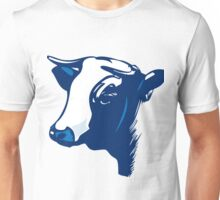Cow Drawing Unisex T-Shirt