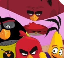 The Angry Birds Movie Sticker