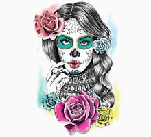 Aaliyah, Day of the Dead Unisex T-Shirt