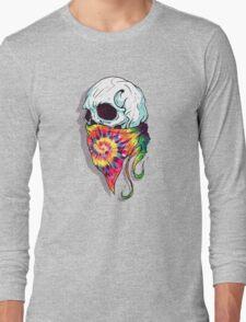 Skull Hipster Long Sleeve T-Shirt
