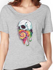 Skull Hipster Women's Relaxed Fit T-Shirt