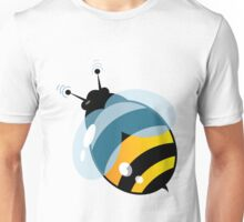 Cute ButterFly with signals Unisex T-Shirt