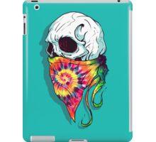 Skull Hipster iPad Case/Skin