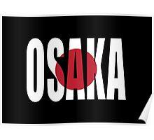 Osaka. Poster