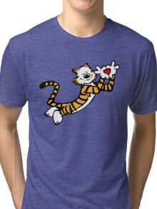 Hobbes With Love Tri-blend T-Shirt