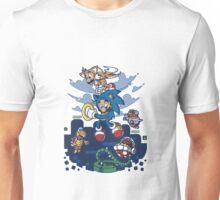 Super Sonic Bros Unisex T-Shirt