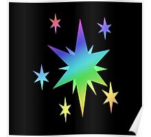 MLP - Cutie Mark Rainbow Special - Twilight Sparkle Poster