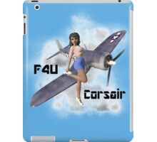 F4U Pin Up Art 2 iPad Case/Skin