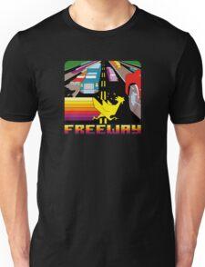 ATARI FREEWAY CARTRIDGE LABEL Unisex T-Shirt