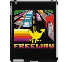 ATARI FREEWAY CARTRIDGE LABEL iPad Case/Skin