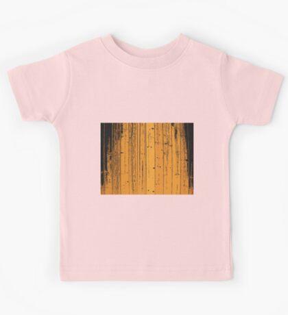 Wood Pattern 2 Kids Tee