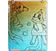 Pokemon - Buizel iPad Case/Skin