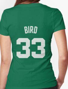 Larry Bird Womens Fitted T-Shirt