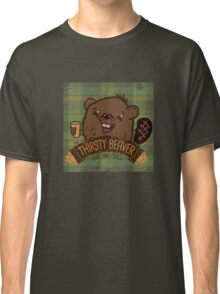 The Thirsty Beaver Bar & Grill Classic T-Shirt