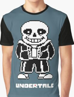 sans undertale Graphic T-Shirt