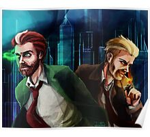 Corrigan-Constantine team up Poster