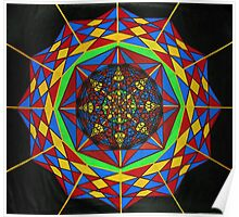 Quantum Super Construct Poster