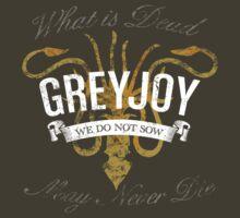 House Greyjoy - Game of Thrones by aClockworkJake
