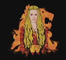 Cersei is power by EdWoody