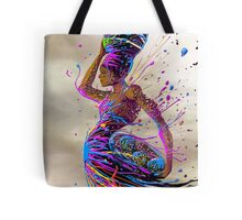 A Splash of Quintessence Tote Bag