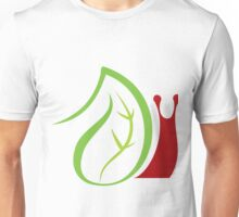 Nature and worm insects Unisex T-Shirt