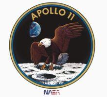 APOLLO 11 - ARMSTRONG-ALDRIN-COLLINS Kids Tee