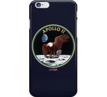 APOLLO 11 - ARMSTRONG-ALDRIN-COLLINS iPhone Case/Skin