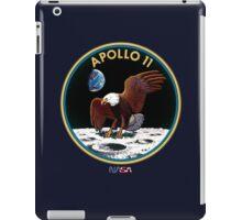APOLLO 11 - ARMSTRONG-ALDRIN-COLLINS iPad Case/Skin
