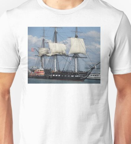 Old Ironsides Unisex T-Shirt