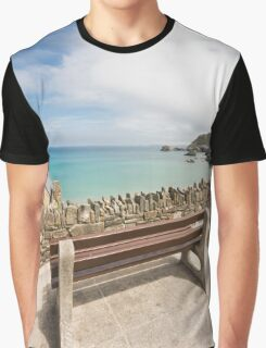 A View Of The Sea Graphic T-Shirt