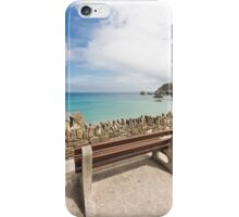 A View Of The Sea iPhone Case/Skin