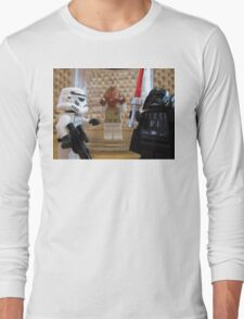 Dave Stormtrooper its a Trap Long Sleeve T-Shirt