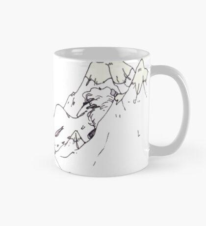 Rocky Terrain  Mug