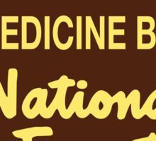 Medicine Bow National Forest Sticker
