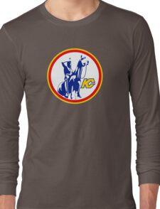 KANSAS CITY SCOUTS HOCKEY RETRO Long Sleeve T-Shirt