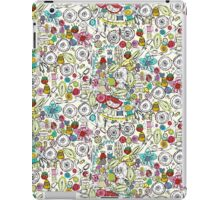 bits and bobs and bugs iPad Case/Skin
