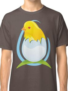 chicken in egg Classic T-Shirt